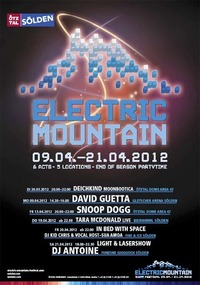 Electric Mountain Festival - DJ Kid Chris