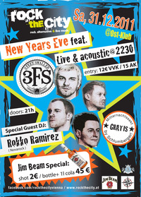  Rockthecitys - New Years Eve Special