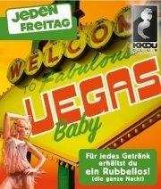 Welcome to fabulous Vegas, Baby
