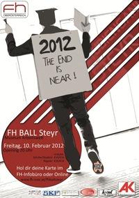 Abschlussball der FH Steyr