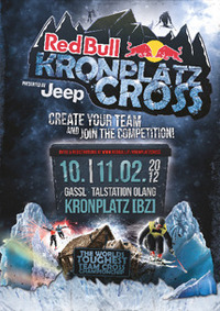 Red Bull Kronplatz Cross 2012