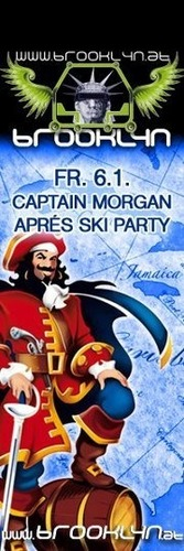 Captain Morgan Aprés Ski Party