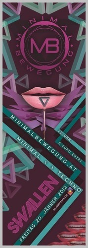 Minimalbewegung goes Republic with Special Guest Swallen
