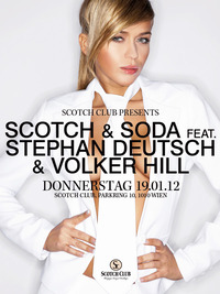 Scotch & Soda feat. Stephan Deutsch & Volker Hill