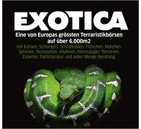Exotica Reptilienbörse -  jetzt Neu: mit Aquaristik