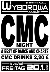 Der Caption kommt - CMC night@Wyborowa