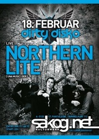 Dirty Disko with Northern Lite live