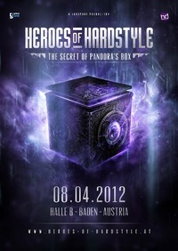 Heroes of Hardstyle - The Secret of Pandora's Box