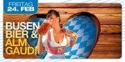 Busen, Bier & Almgaudi@Evers