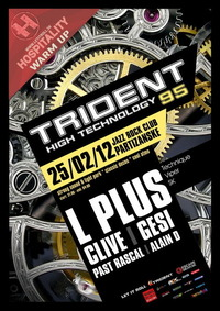 "Trident95 ""high technology"" // with L Plus [sk]"