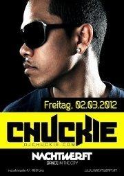 DJ Chuckie (NL)@Nachtwerft