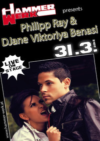 DJ Duo Philipp Ray & Viktoriya Benasi