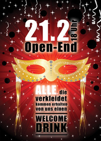 Fasching-Dienstag@No.1 Club
