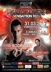 Infinity Clubbing - Sensation RED