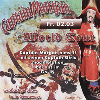 Captain Morgan World Tour