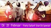 Party Safari – Star DJ Special@Musikpark-A1