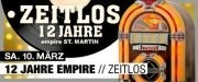 Zeitlos - 12 Jahre Empire St. Martin - The Hangover
