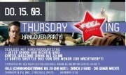 Thursday Feeling (Hangover Party!)@Nachtwerft