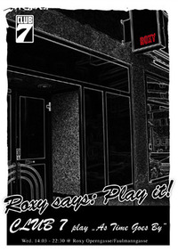 Roxy says: Play it! Club 7 - Play