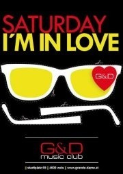 Saturday, I`m in love!