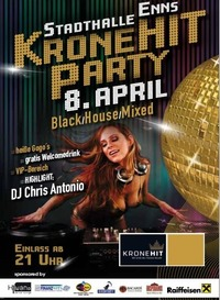 Kronehit Oster Party