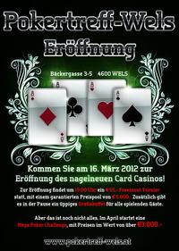 Eröffnung Pokertreff Wels