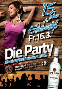 15 Jahre Edelweiss - Die Party@Edelweiss