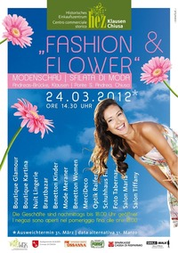 Fashion & Flower Klausen 2012