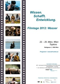 Filmtage 2012: Wasser