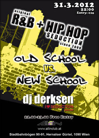 R&B + Hip Hop Seduction - Old School vs. New School