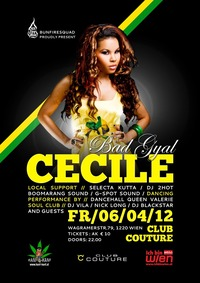 Ce'cile Live in Concert