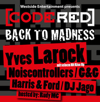 Code Red - Back To Madness