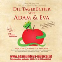 Die Tagebcher von Adam und Eva