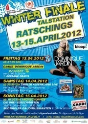  WINTER FINALE  Talstation Ratschings | 3 Tage | 13.-15.April 2012