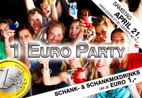 1 Euro Party m. Dj Christopher T.