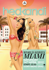 Hed Kandi: World series Miami