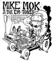 MIKE MOK & THE EM TONES feat. ANTCAR