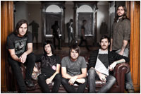 Silverstein (CAN) + support: We Are The Ocean (UK) + local support: First Class Ticket (D)