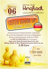 Ostern Warm up - Germany Special