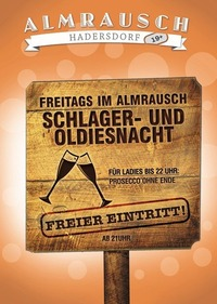 Schlager- und Oldiesnacht