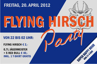 Flying Hirsch Party