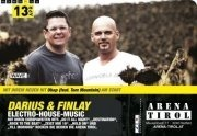 Darius & Finlay - live@Arena Tirol
