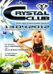 Crystal Club  The Spring Experience