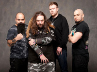Soulfly Enslaved  World Tour 2012