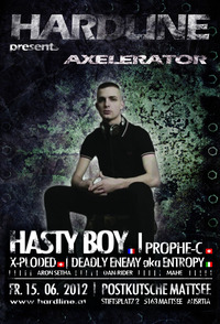 Hardline presents Axelerator