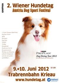 2. Wiener Hundetag@Trabrennbahn Krieau