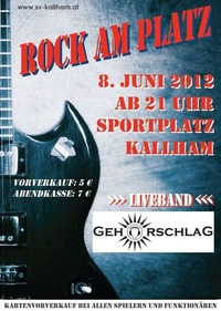 Rock am Platz