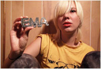 EMA (US), The Happy Kids, Spter an der Bar, YC DJ-Team