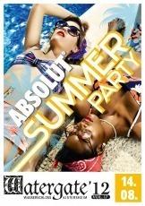 Absolut Summer Watergate!