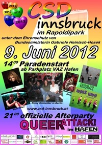 CSD-Innsbruck 2012